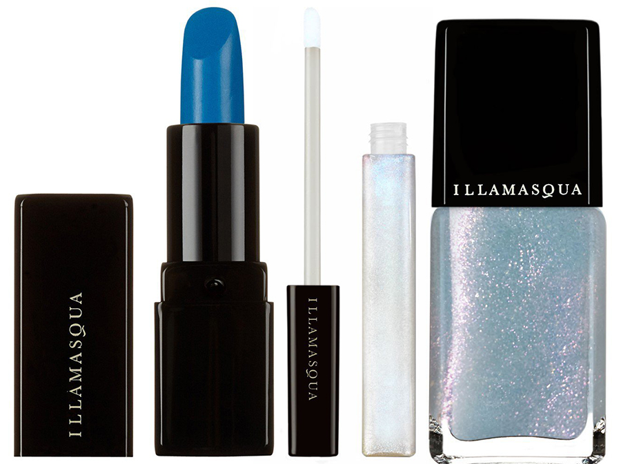 Illamasqua To Be Alive Makeup Collection for Summer 2015 lips and nails products