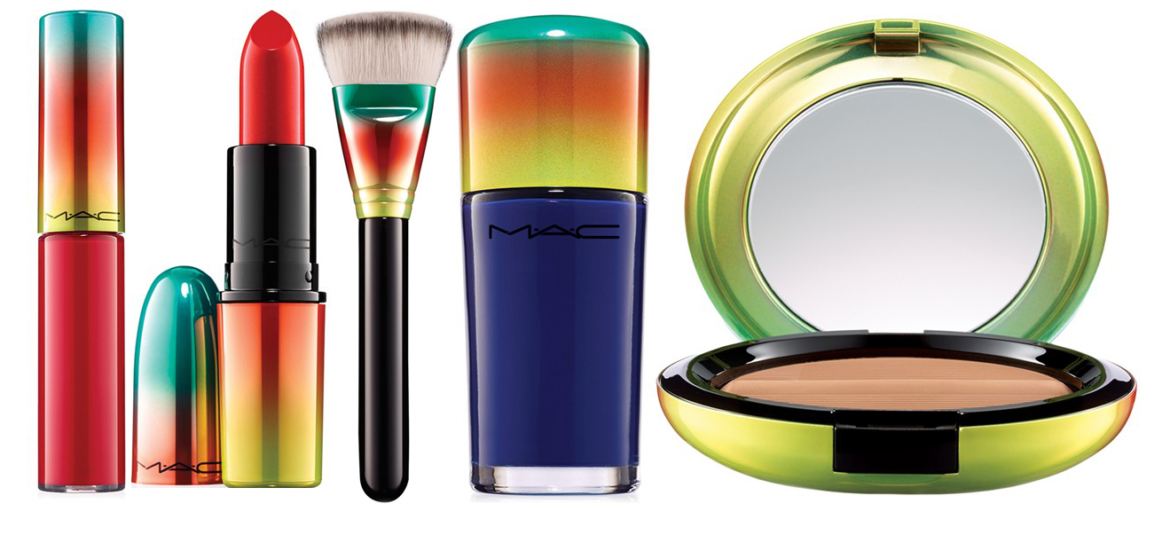 MAC Wash & Dry Makeup Collection for Summer 2015 products