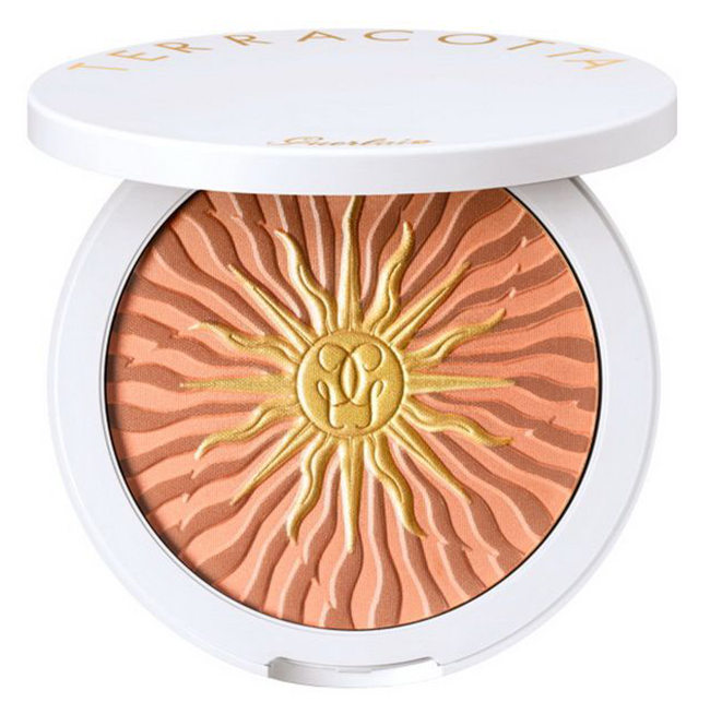 Guerlain NEW TERRACOTTA TERRE D'ÉTÉ   Illuminating Limited Edition Bronzing Powder