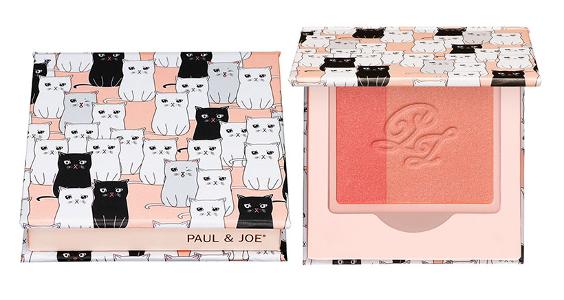 Paul & Joe Makeup Collection for Autumn 2015 blush