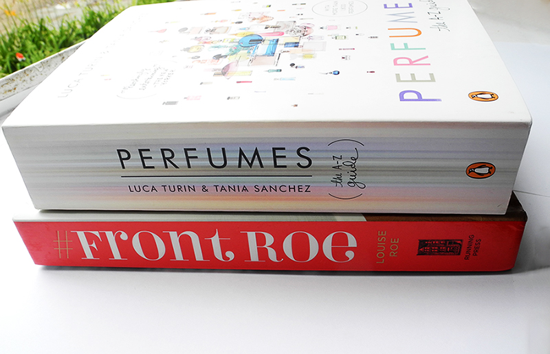 Perfumes A to Z Guide Turin and Sanchez Front Roe by Louise Roe fashion and beauty books makeup4all
