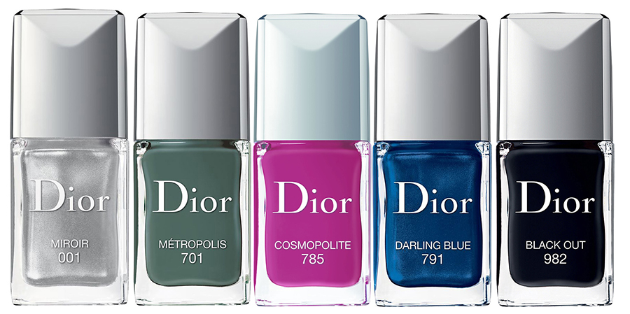 Dior Vernis all shades Fall 2015
