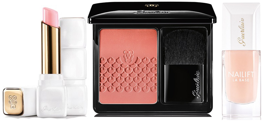 Guerlain Bloom of Roses Makeup Collection for Autumn 2015 new products