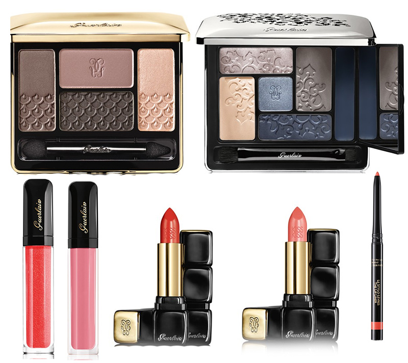 Guerlain Bloom of Roses Makeup Collection for Autumn 2015 new shades
