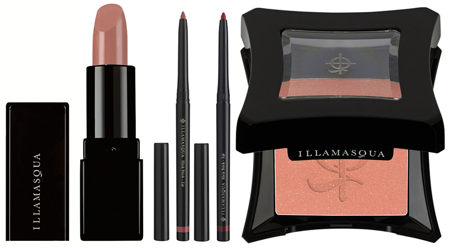 Illamasqua Dusk Makeup Collection for Autumn 2015 blush and lip products