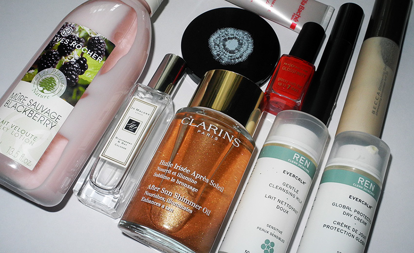 June beauty favourites makeup4all REN Yves Rocher Jo Malone Max Factor Rouge Bunny Rouge