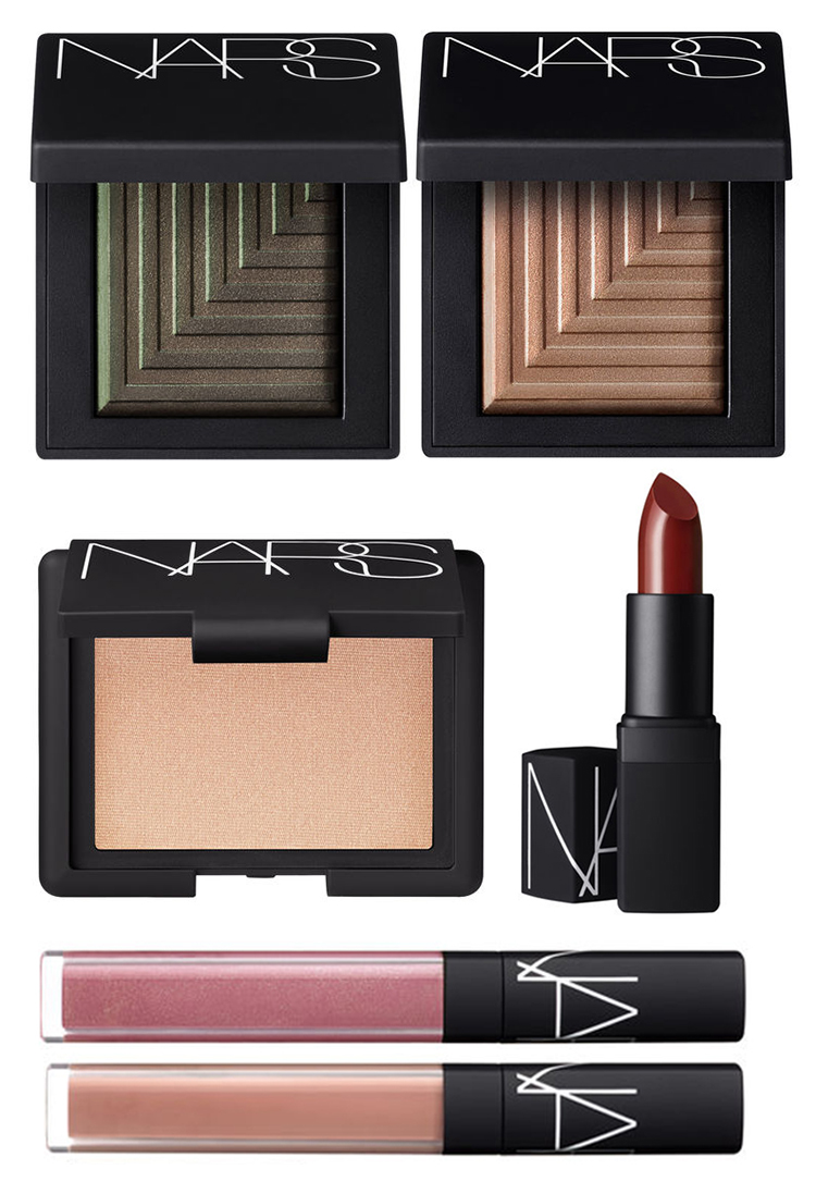 NARS Makeup Collection for Fall 2015 products