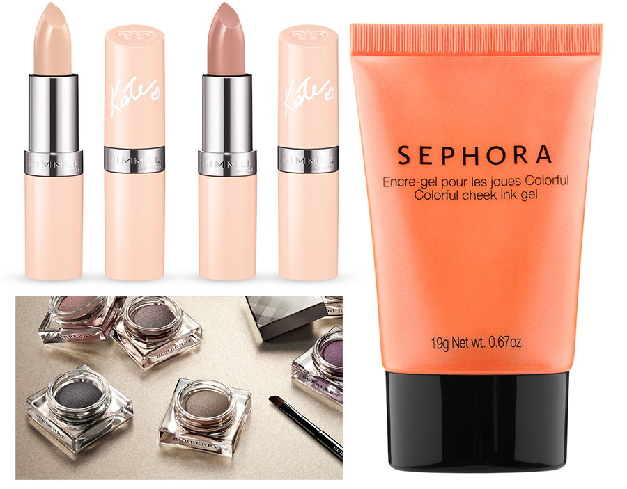 New Beauty Products Rimmel, Sephora and Burberry AW15 makeup4all