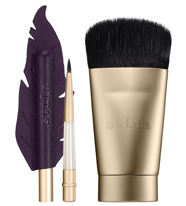 Stila Fall 2015 eye and face and body brushes