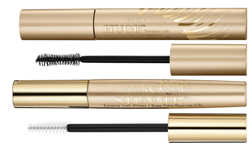 Stila Lash Stunner Extreme Lash Primer and Huge mascara fall 2015