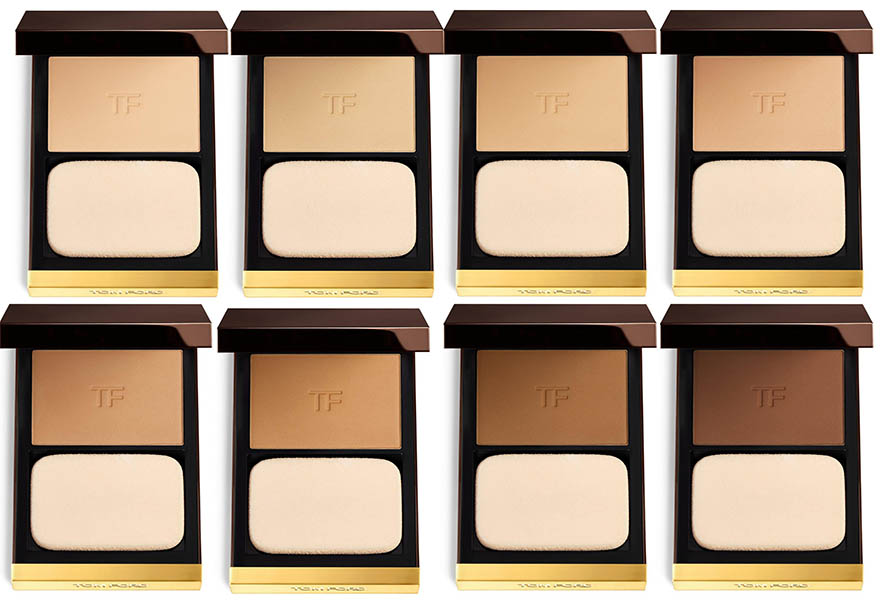 Tom Ford Autumn Flawless Powder Foundation 2015