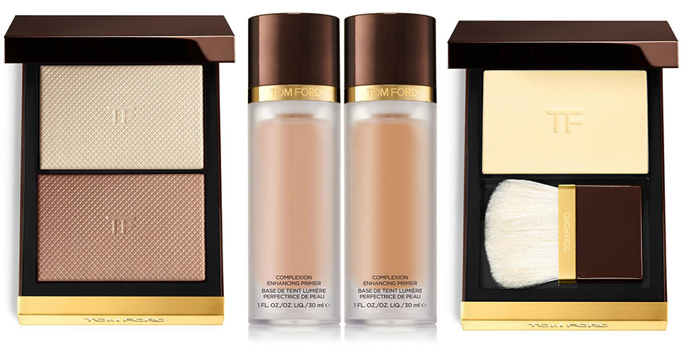 Tom Ford Flawless Face highlighters and primers fall 2015