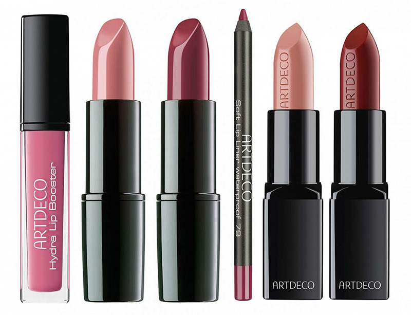 ArtDeco Mystical Forest Makeup Collection for Autumn 2015 lip products