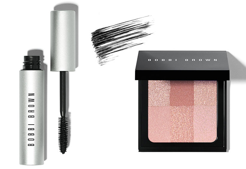 Bobbi Brown Greige Makeup Collection for Autumn 2015 blush mascara