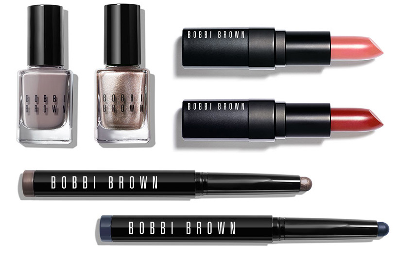 Bobbi Brown Greige Makeup Collection for Autumn 2015 products