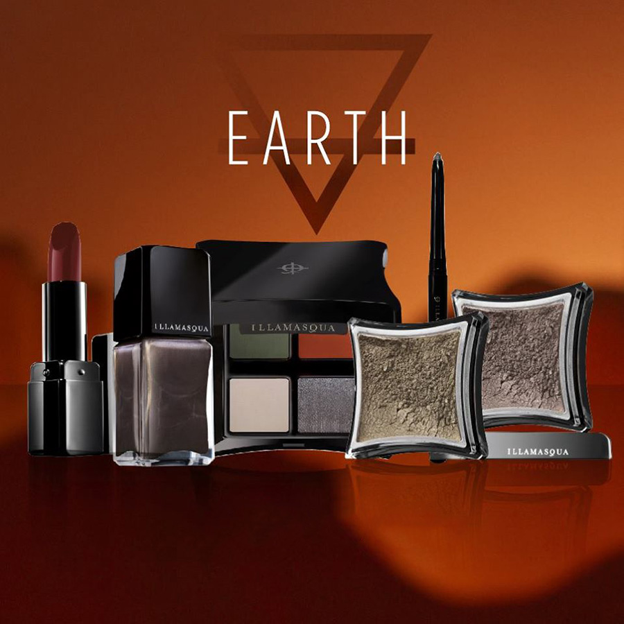 Illamasqua Earth Makeup Collection for Autumn 2015 products1