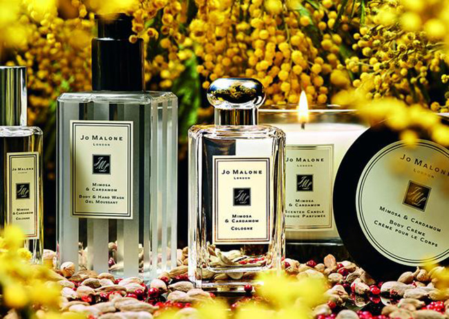 jo malone mimosa and cardamon collection Autumn 2015 products