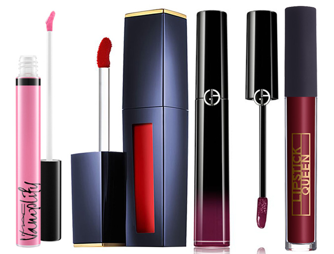 AW2015 New Lip Products Estee Lauder, MAC , Armani, Lipstick Queen makeup4all