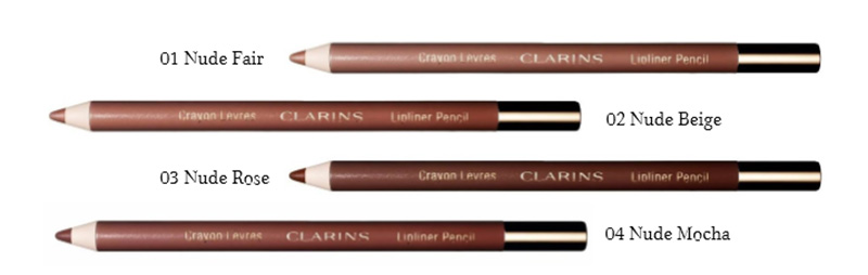 Clarins Lip Liner Pencils Autumn 2015