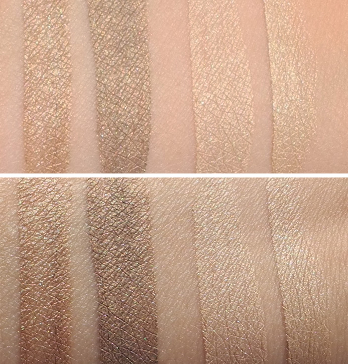 Rouge Bunny Rouge Long-lasting Duo Cream Eye Shadows Review and Swatches 1