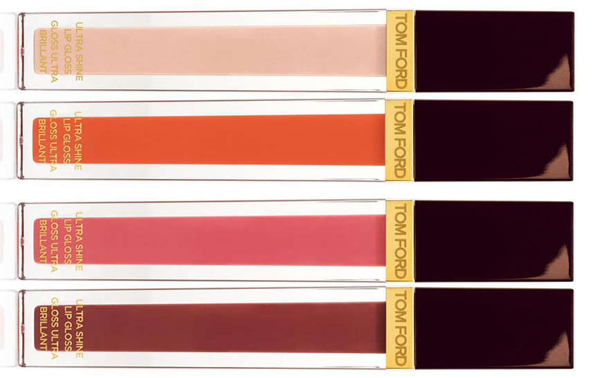 Tom Ford Makeup Collection for Fall 2015 Ultra Shine Lip Gloss