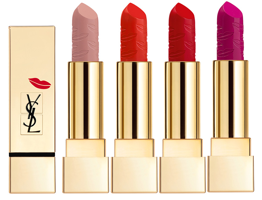 YSL ROUGE PUR COUTURE KISS & LOVE COLLECTION