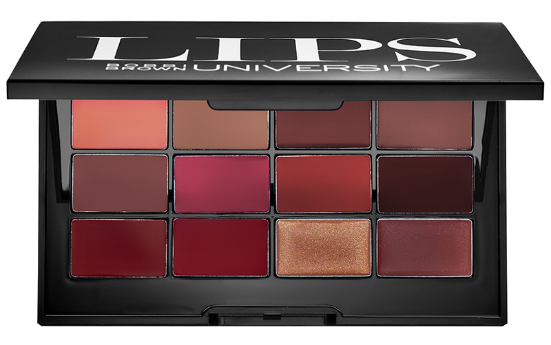Bobbi Brown University Lip Palette holiday 2015