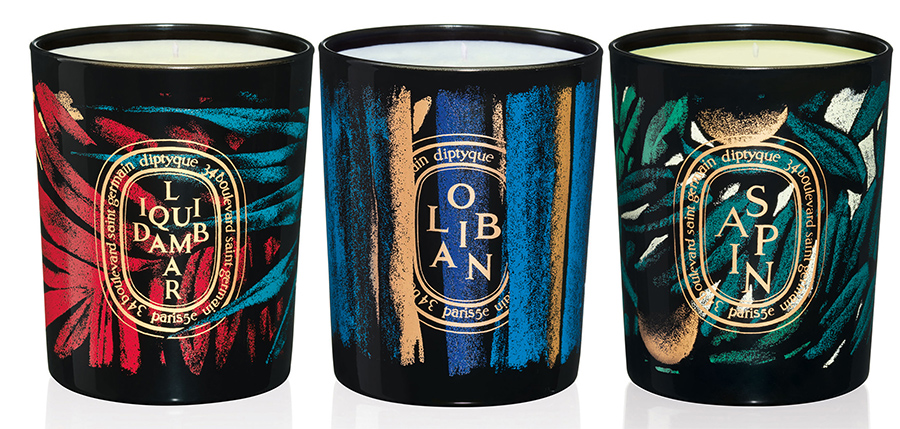 Christmas Gift Guide Diptyque Candles