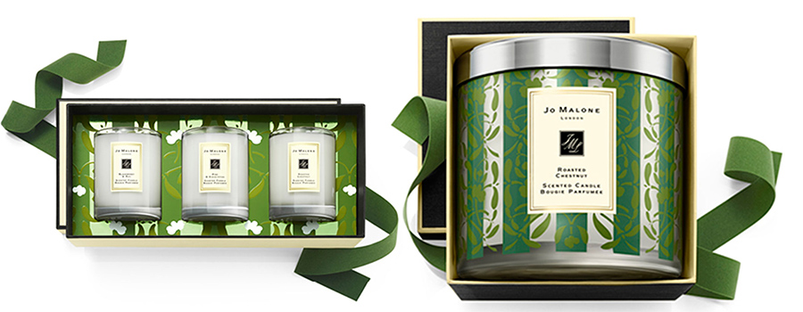Jo Malone Christmas 2015 candle collection