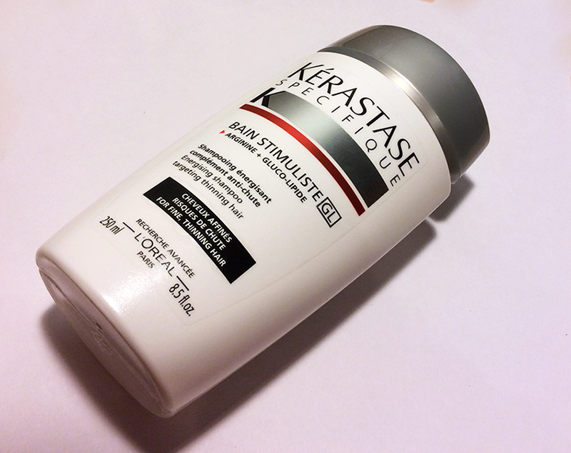 Kerastase Specifique Bain Stimuliste GL Energizing Shampoo for Thinning Hair Review