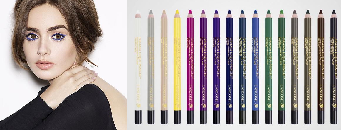 Lancôme DRAMA LIQUI-PENCIL Longwear Eyeliner fall 2015