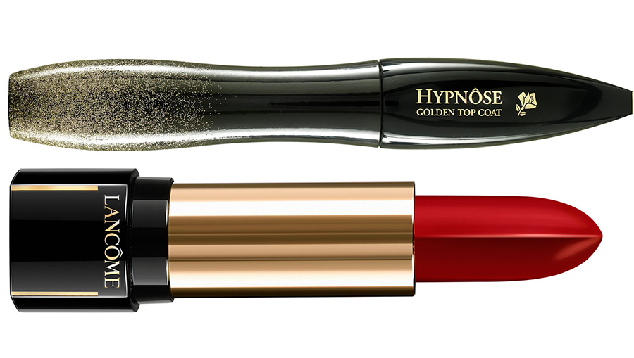 Lancome Makeup Collection for Christmas 2015 hypnose and lipstick