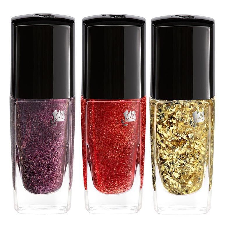 Lancome Makeup Collection for Christmas 2015 nail polish