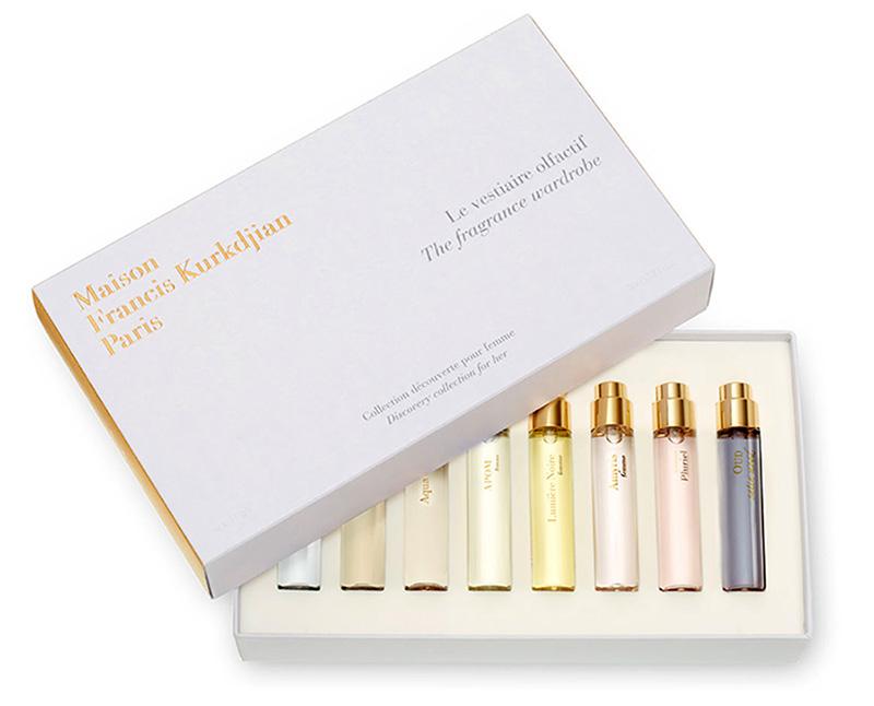 Maison Francis Kurkdjian the fragrance wardrobe 2015
