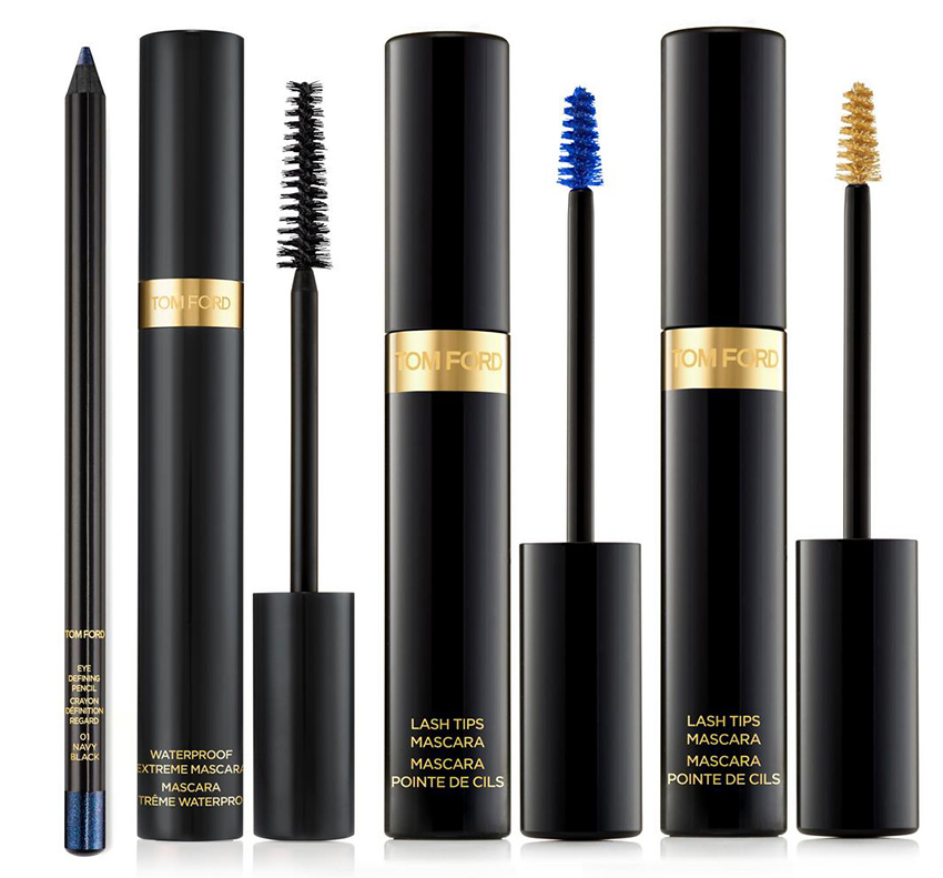 Tom Ford Noir Color Makeup collection for Christmas 2015 products eye products