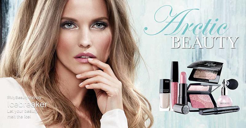 ArtDeco Artcic Beauty Makeup collection for Christmas 2015