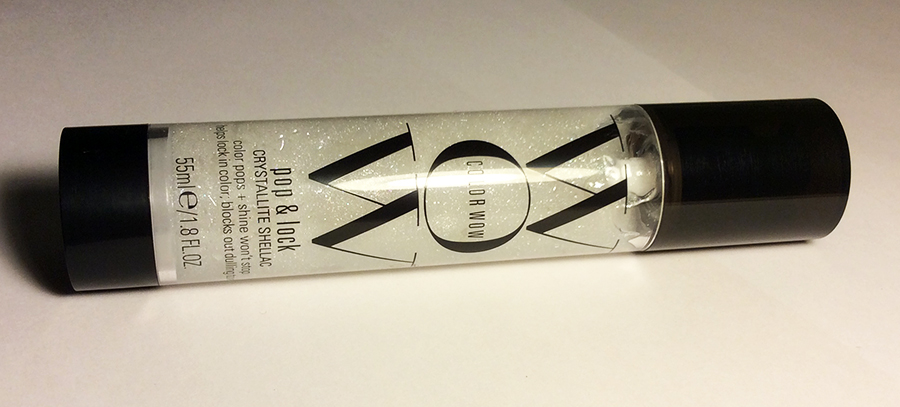 Color Wow Pop & Lock Crystallite Shellac Review