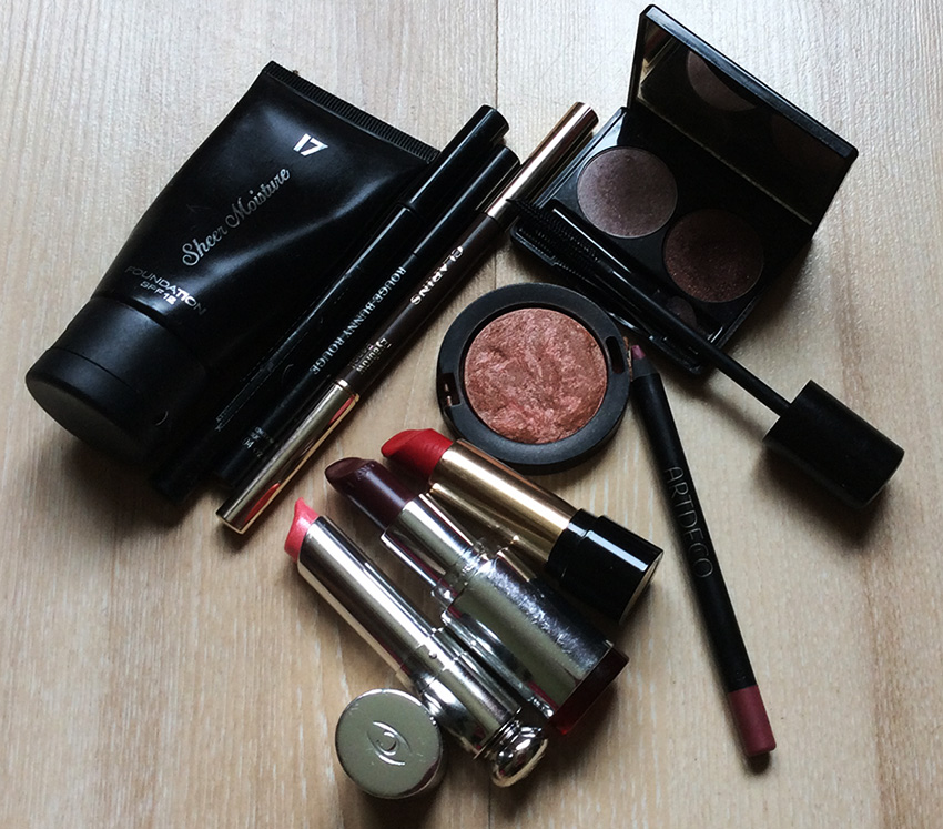 Current Makeup Routine makeup4all