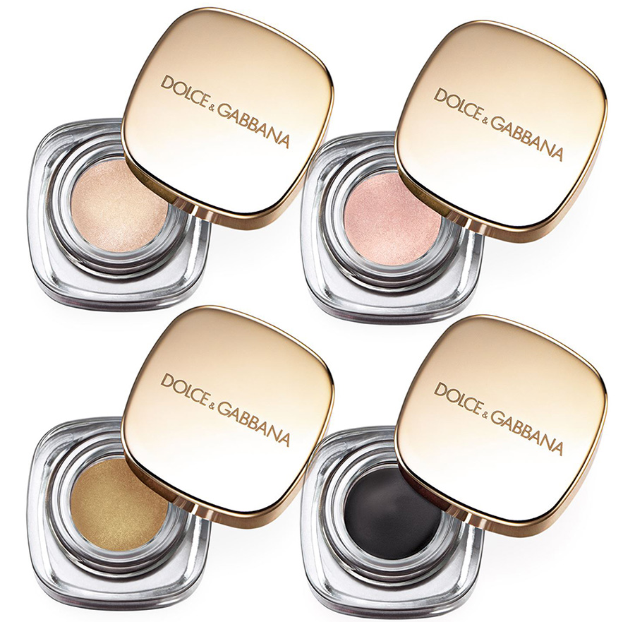 Dolce & Gabbana The Essence Of Holidays Perfect Mono Cream Eye Colour 2015