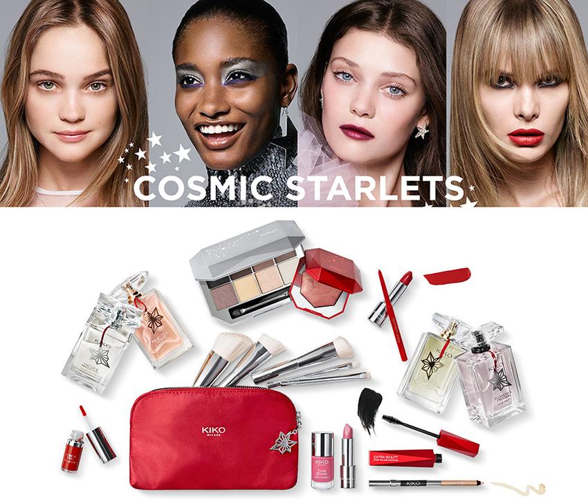 Kiko Cosmic Starlets Makeup Collection for Christmas 2015