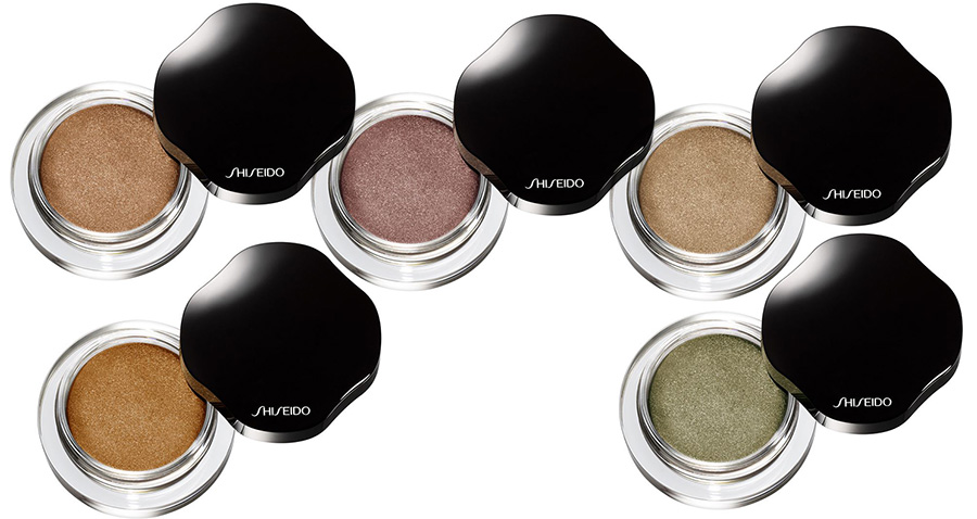 Shiseido Shimmering Cream Eye Colour holiday 2015