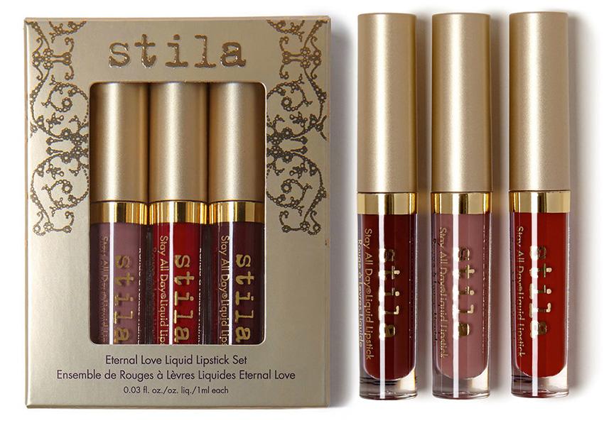 Stila Eternal Love Liquid Lipstick Set christmas 2015