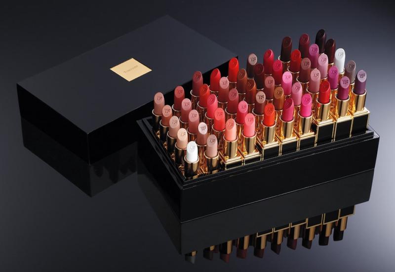 Tom Ford Boys & Lip all 50 shades Christmas 2015
