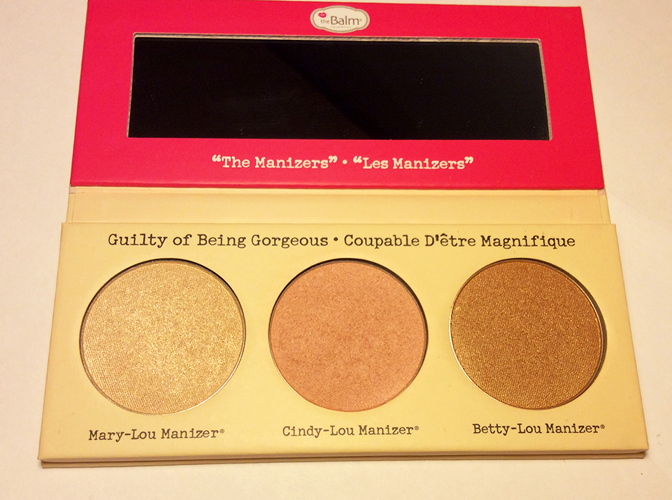 theBalm The Manizer Sisters Palette Review and Swatches illuminators