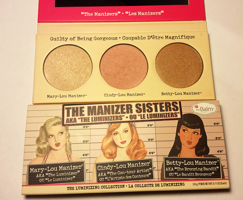 theBalm The Manizer Sisters Palette Review and Swatches