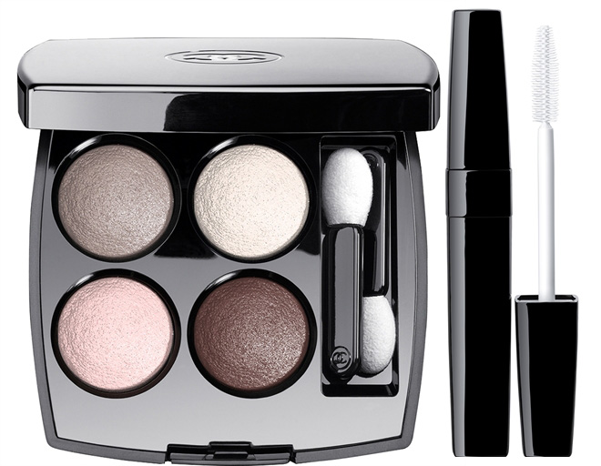 Chanel LA Sunrise Makeup Collection for Spring 2016 eyes 1