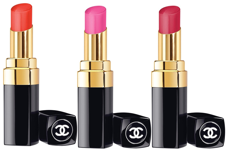 Chanel LA Sunrise Makeup Collection for Spring 2016 lips