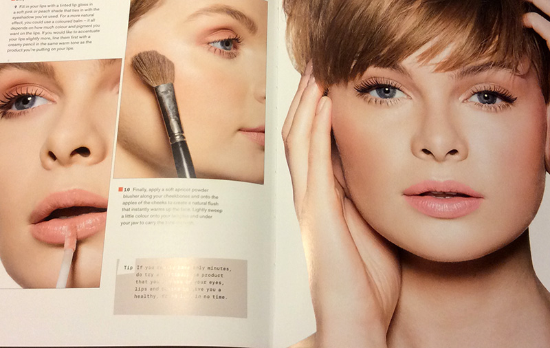 Gary Cockerill Simply Glamorous book review natural look