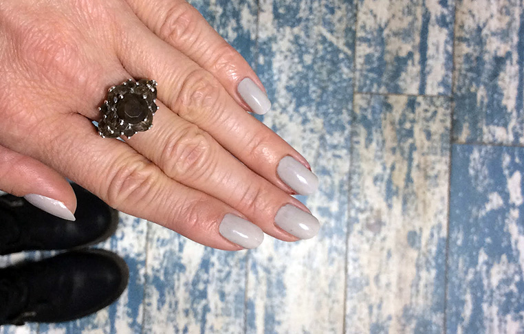 Nails Of The Day CND Vinylux in Cityscape