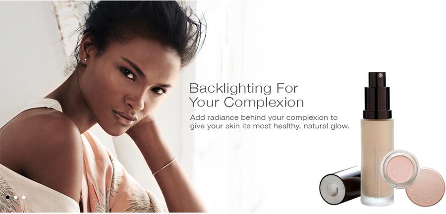 BECCA Backlight Priming Filter Spring 2016 promo